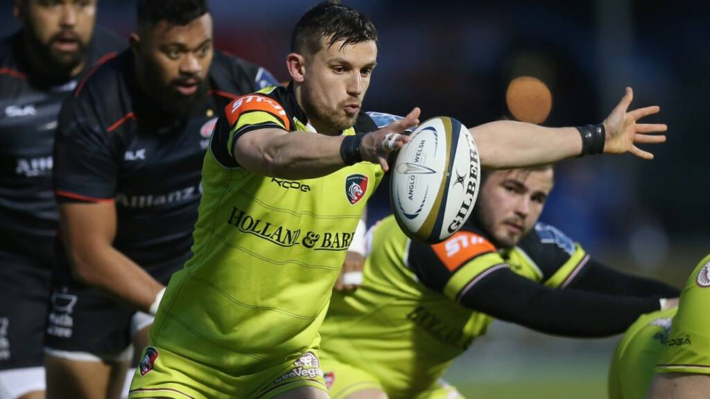 Jono Kitto knows Leicester Tigers' best can beat anyone