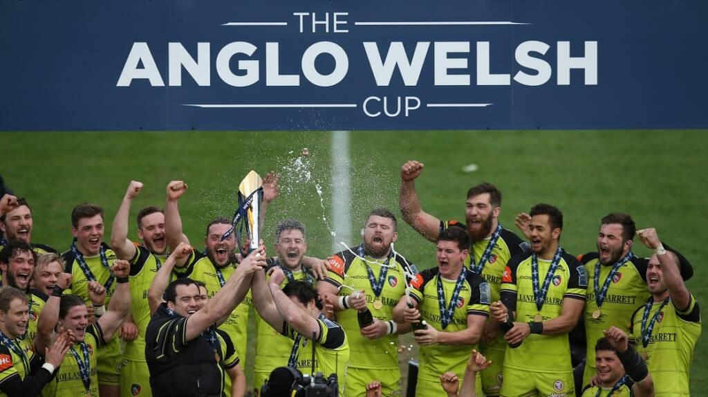 Anglo-Welsh Cup semi-finals confirmed