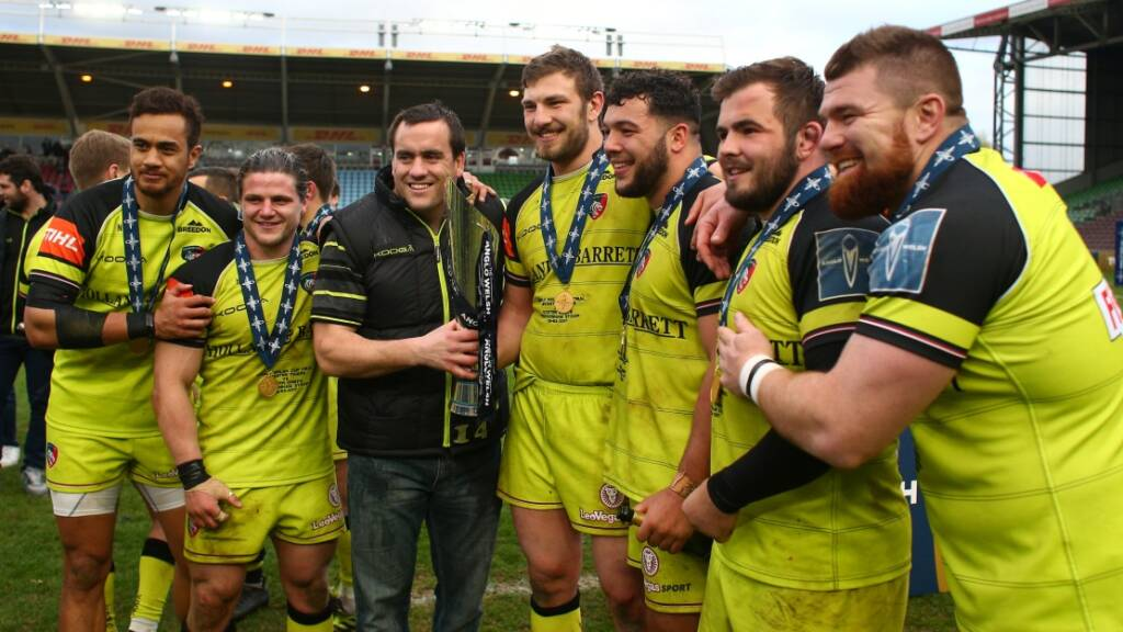 McGuigan wants Anglo-Welsh success to be Leicester Tigers' springboard