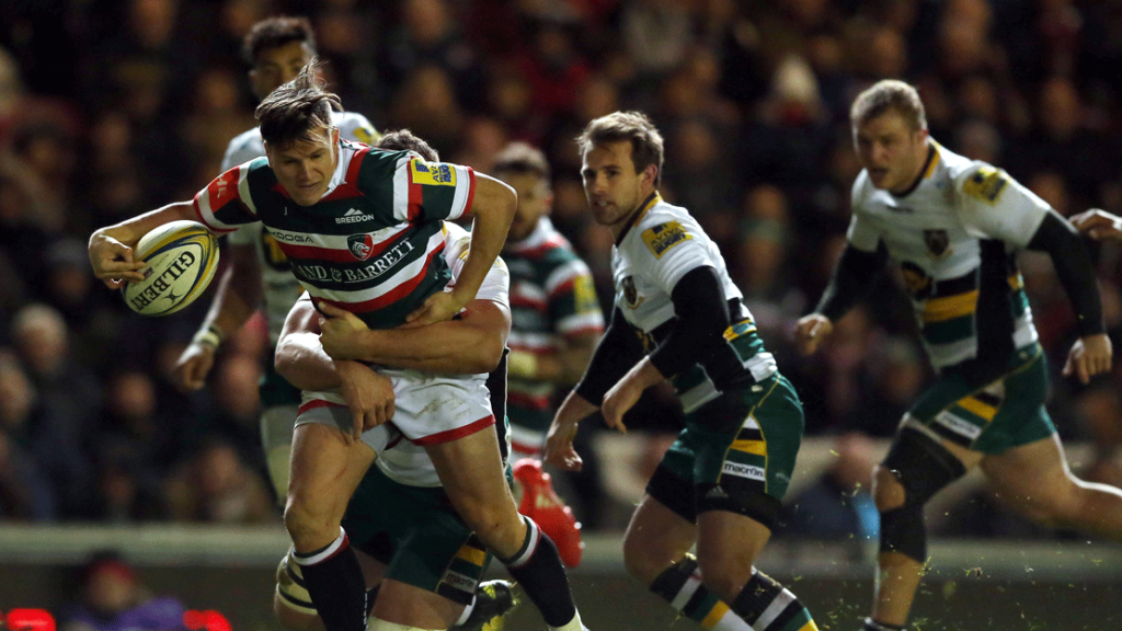 Round 18 Preview: Northampton Saints v Leicester Tigers