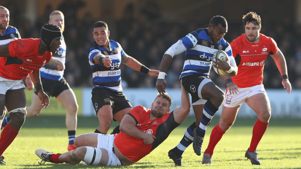 Round 18 Preview: Saracens v Bath Rugby