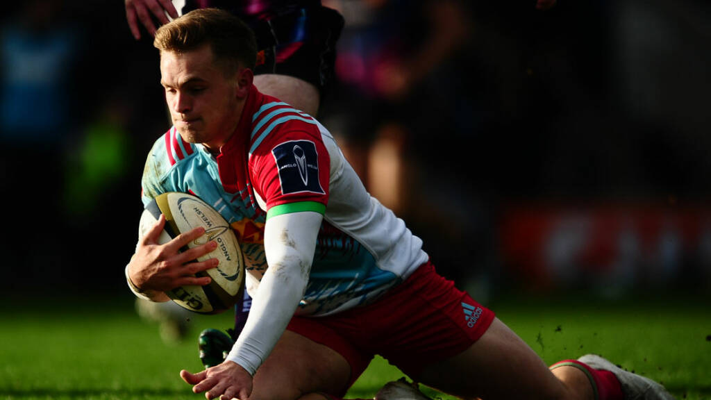 Sam Aspland-Robinson and Calum Waters re-sign with Harlequins