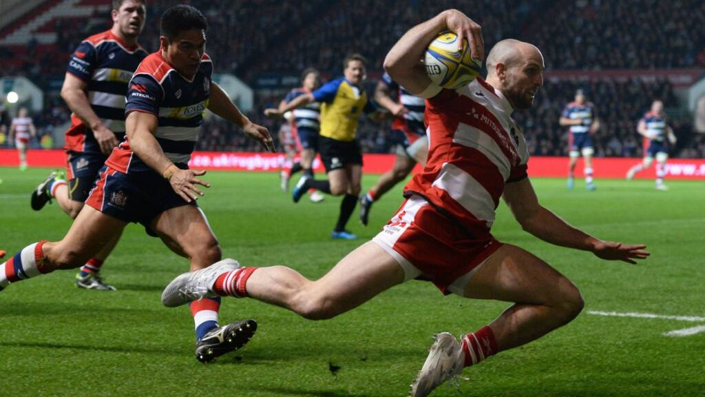 Match Report: Bristol Rugby 14 Gloucester Rugby 32