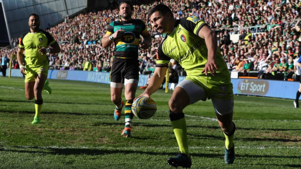 Match Report: Northampton Saints 31 Leicester Tigers 36