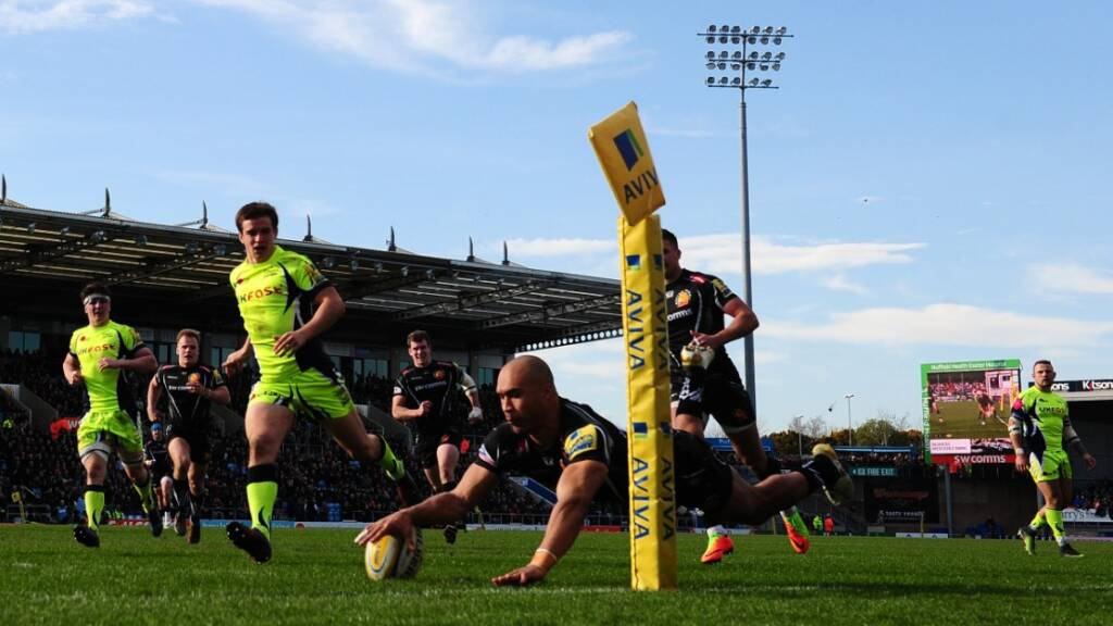 Match Report: Exeter Chiefs 30 Sale Sharks 25