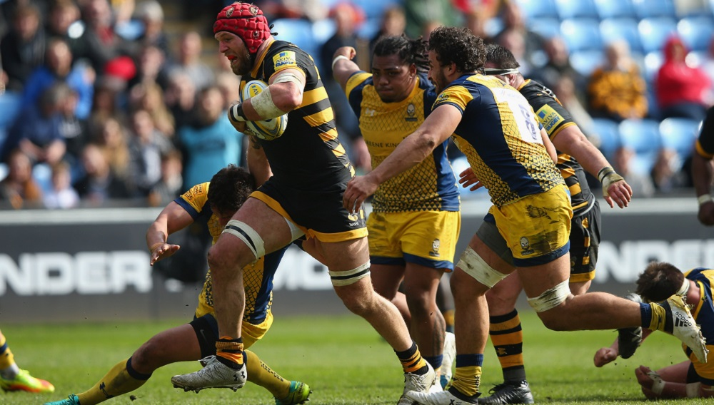 Match Report: Wasps 40 Worcester Warriors 33