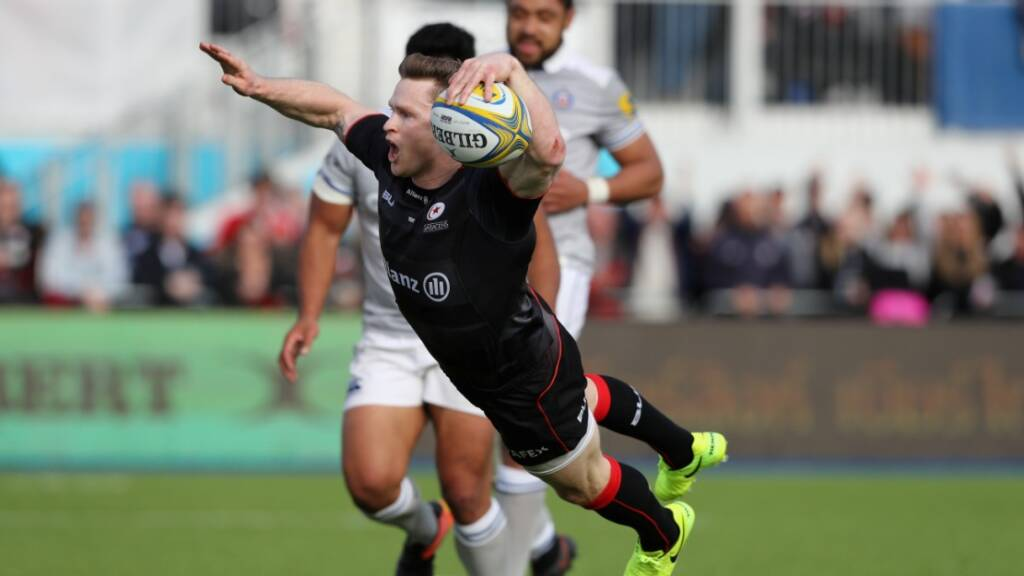 Match Report: Saracens 53 Bath Rugby 10