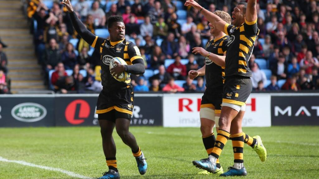 Aviva Premiership Rugby Weekend Round-up