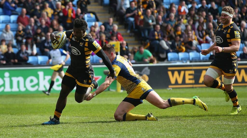 Full Match: Wasps v Worcester Warriors - Round 18