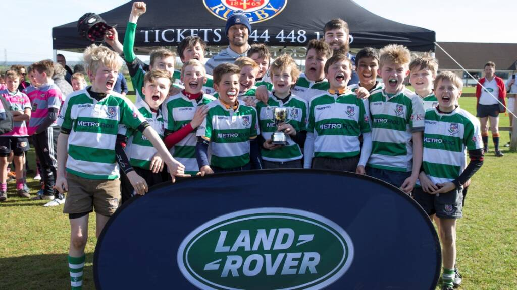 Chew Valley champing at the bit for Twickenham outing following Bath Rugby's Land Rover Premiership Rugby Cup