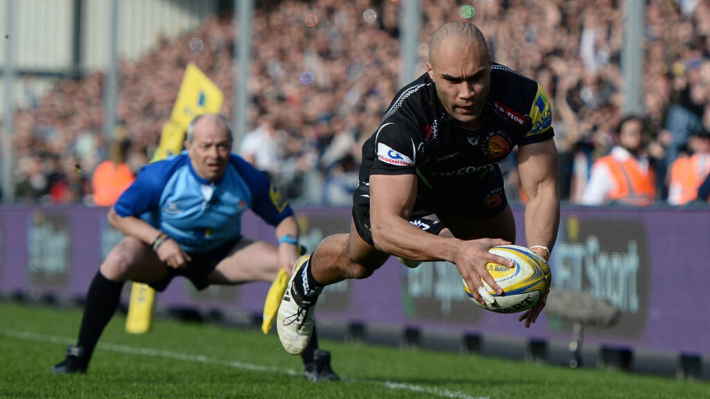Exeter Chiefs will get stronger, insists Olly Woodburn