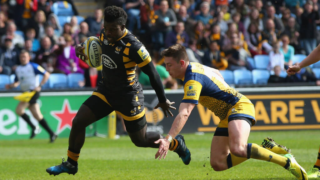 Wasps v Worcester Warriors