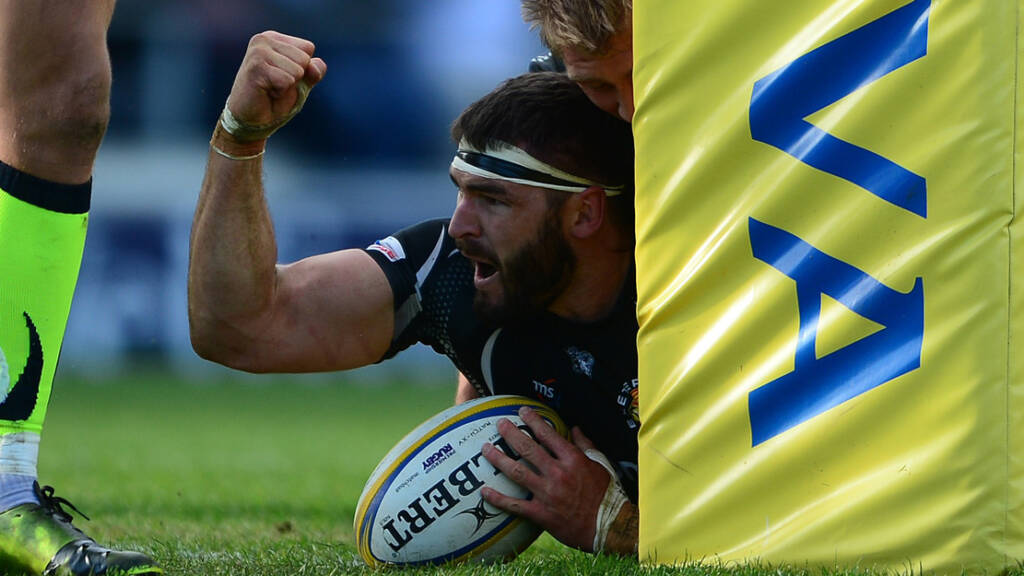 Don Armand targeting big final push with Exeter Chiefs