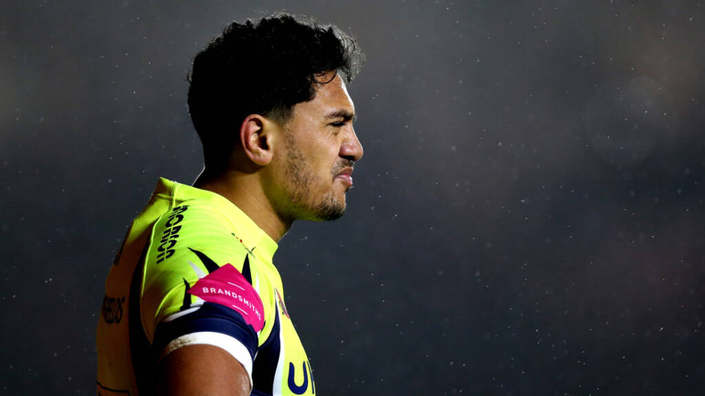 """Denny Solomona; """"I've been here three years and it's the choice I want to make"""""""