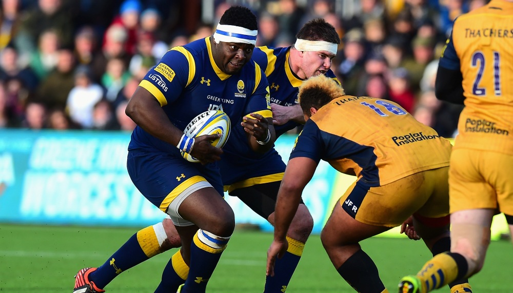 Biyi Alo: Worcester Warriors cannot afford to take foot off the gas