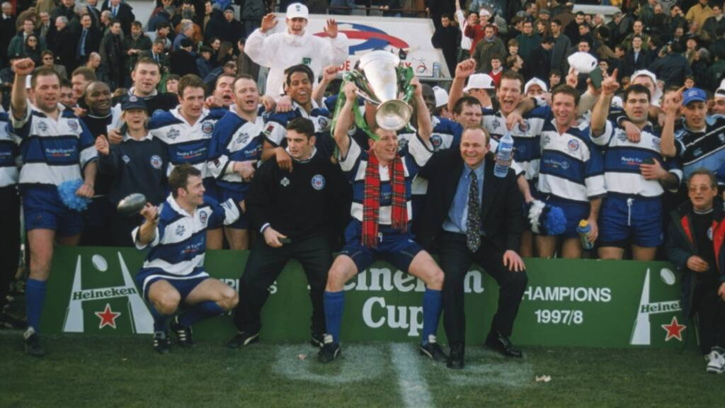 Bath Rugby legend Andy Nicol recalls Champions Cup triumph