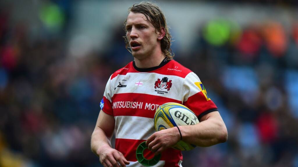 Gloucester Rugby change three for European quarter-final against Cardiff