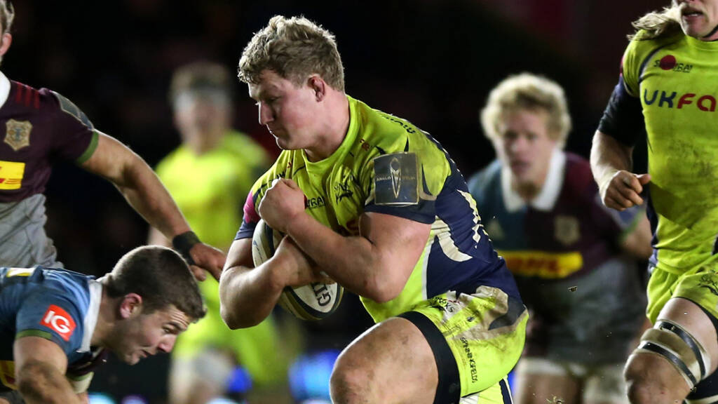 Same again For Sale Sharks to face Worcester Warriors