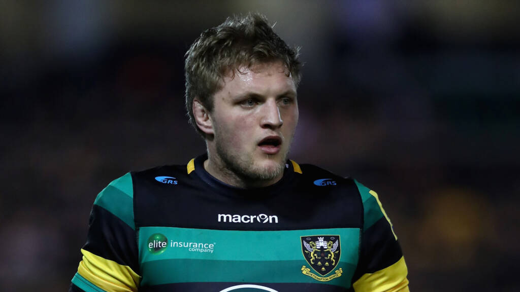 Northampton Saints team named for Wasps trip