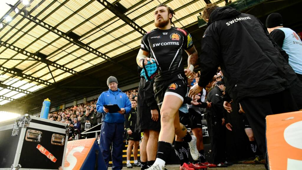 Nowell relishing Aviva Premiership Rugby return with Exeter Chiefs