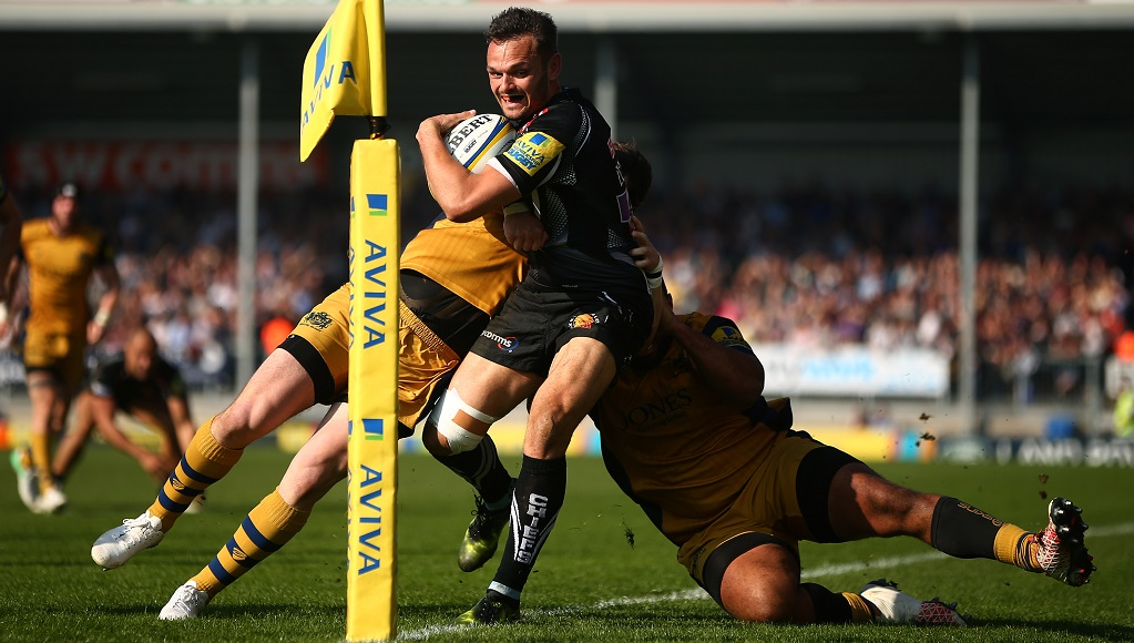 Match Report: Exeter Chiefs 38 Bristol Rugby 34