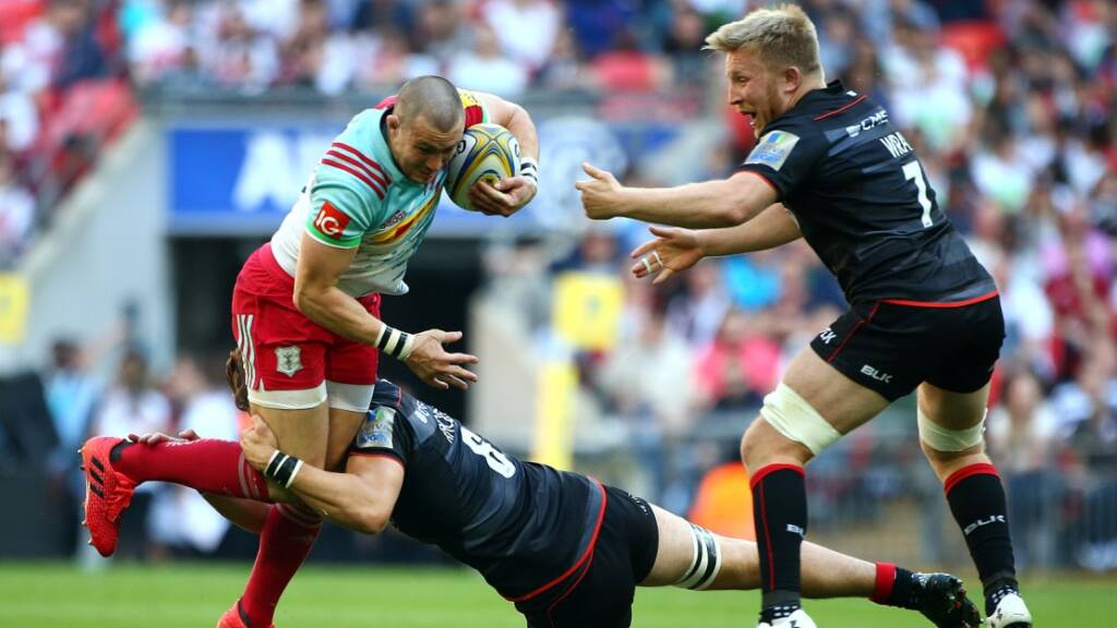 Match Report: Saracens 40 Harlequins 19