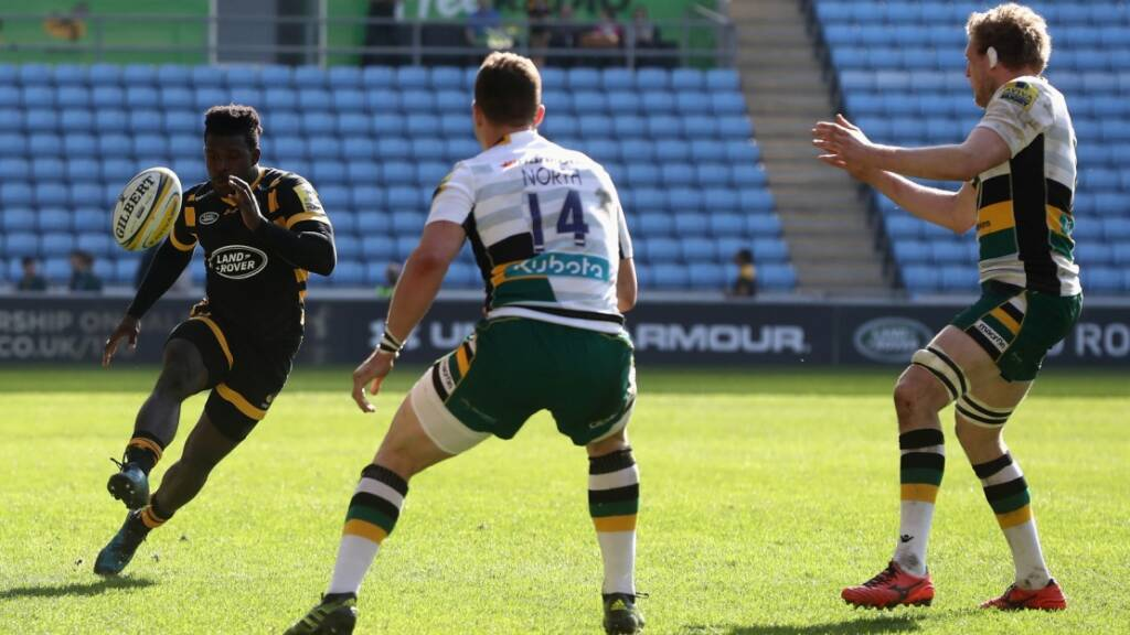Match Report: Wasps 32 Northampton Saints 30