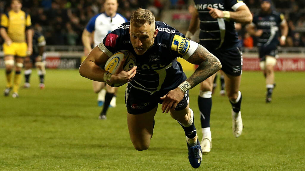 Sale Sharks v Worcester Warriors