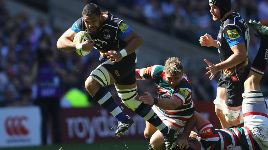 Bath v Leicester Tigers