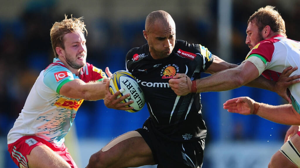 Round 20 Preview: Harlequins v Exeter Chiefs