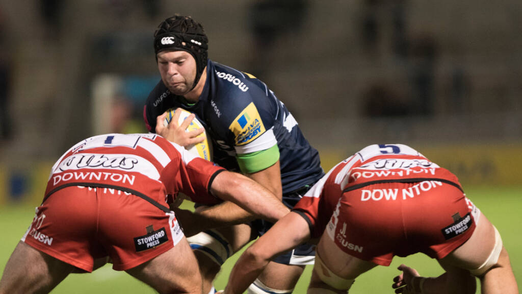 Gloucester v Sale Sharks
