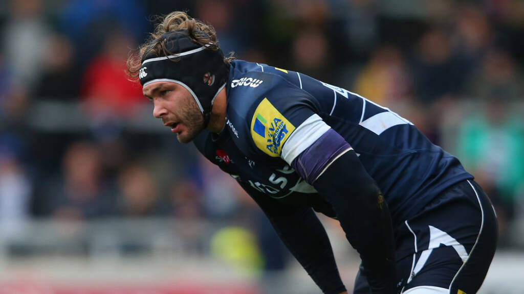 Sale Sharks delighted with Andrei Ostrikov's new two-year deal