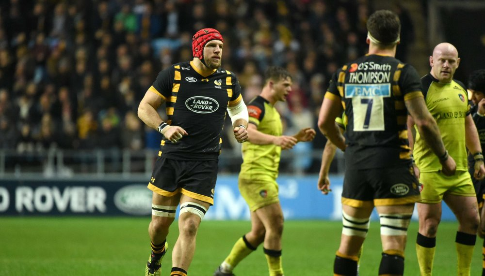 Wasps' Haskell eager to reach Twickenham finale