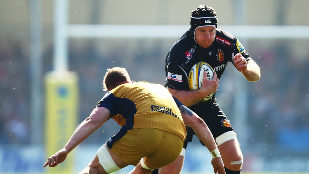 Exeter Chiefs are digging deep, insists Thomas Waldrom