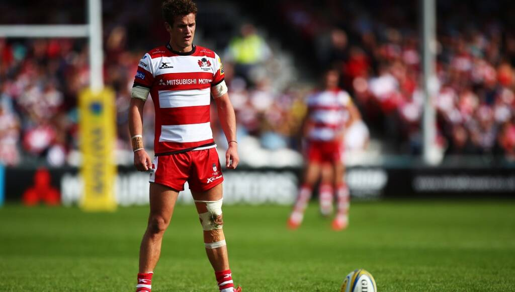 Sale game a great chance to bounce back, says Gloucester's Burns