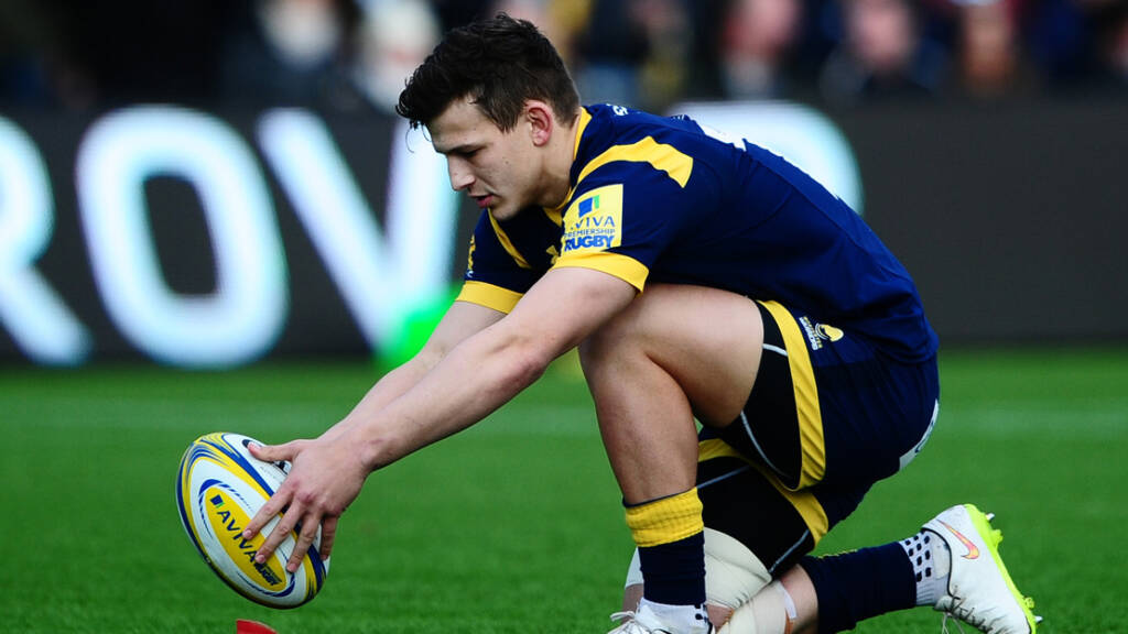 Ryan Mills signs new Worcester Warriors deal