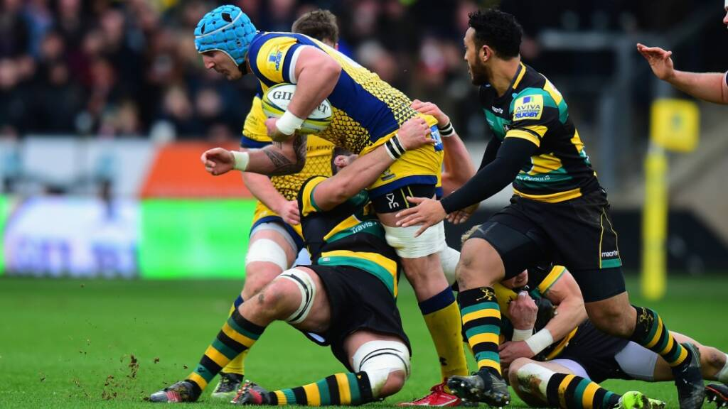 Will Spencer: Strength in depth gives Worcester Warriors confidence
