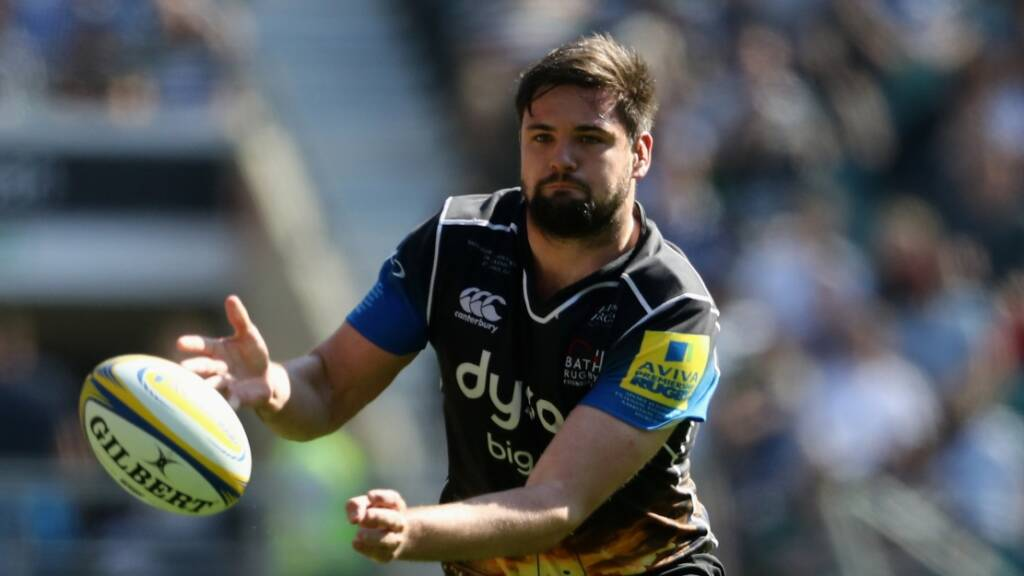 Elliott Stooke looking for Bath Rugby to back up Twickenham heroics