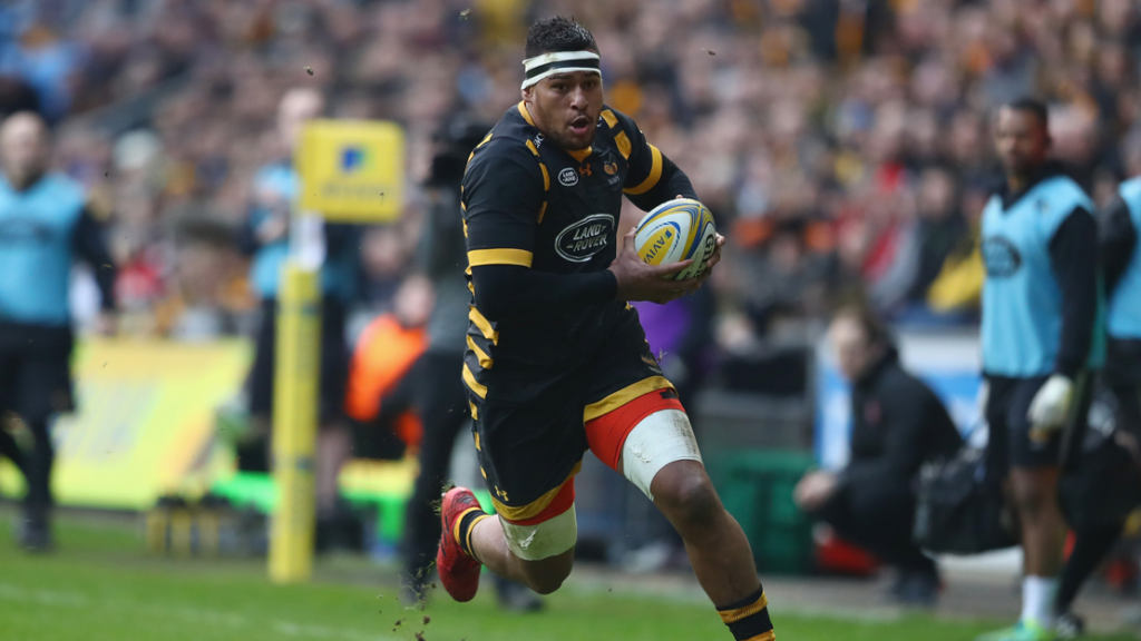 Wasps team to play Bristol Rugby on Easter Sunday