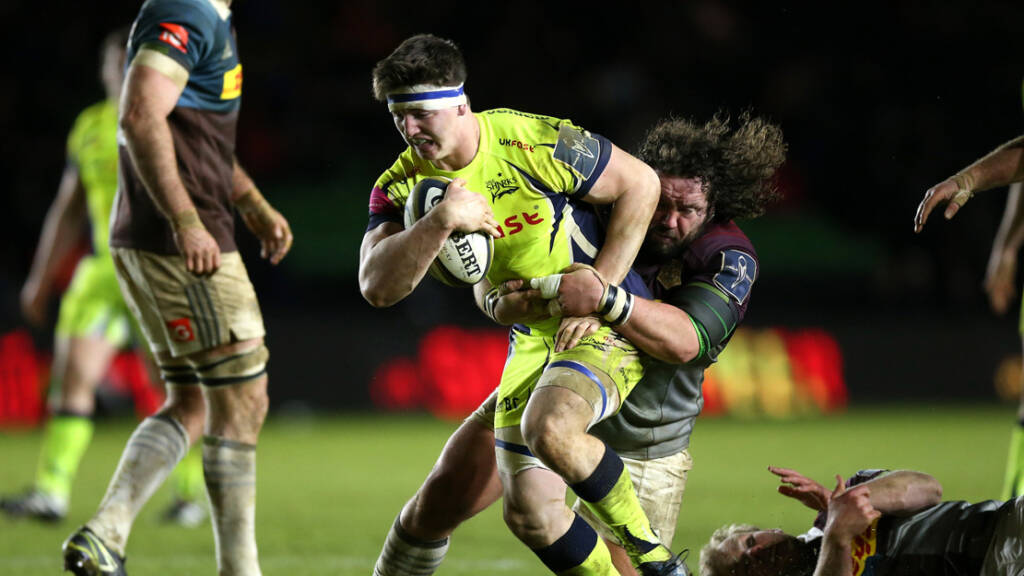 Sale Sharks Name Side To Take On Gloucester