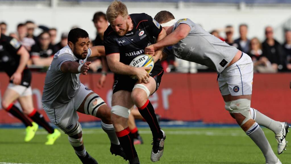 Jackson Wray adamant in-form Saracens can still improve