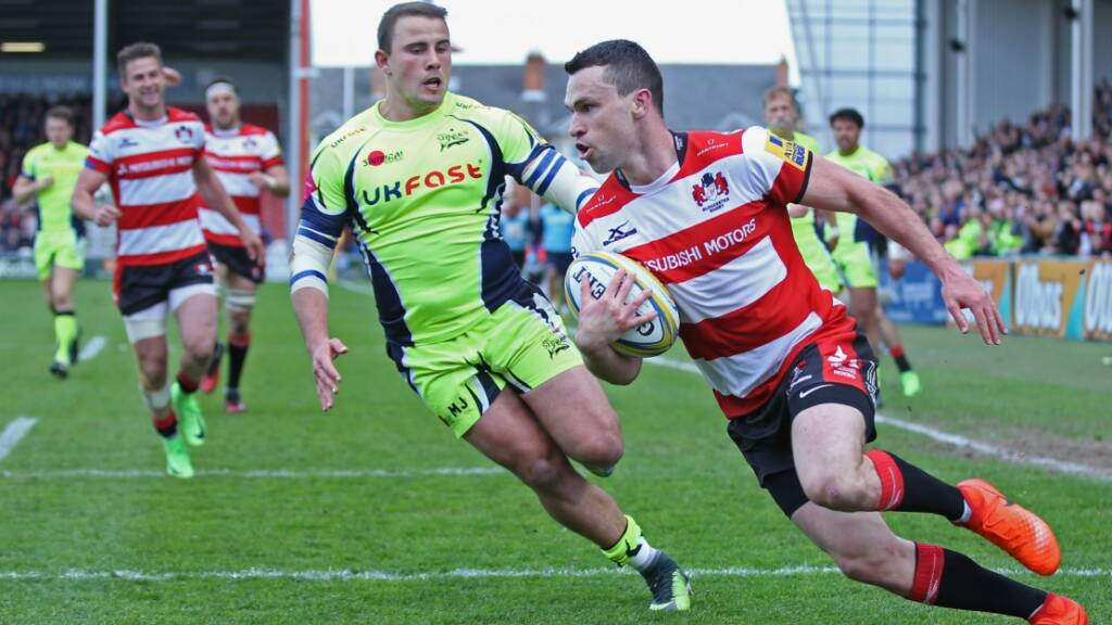 Match Report: Gloucester Rugby 39 Sale Sharks 30
