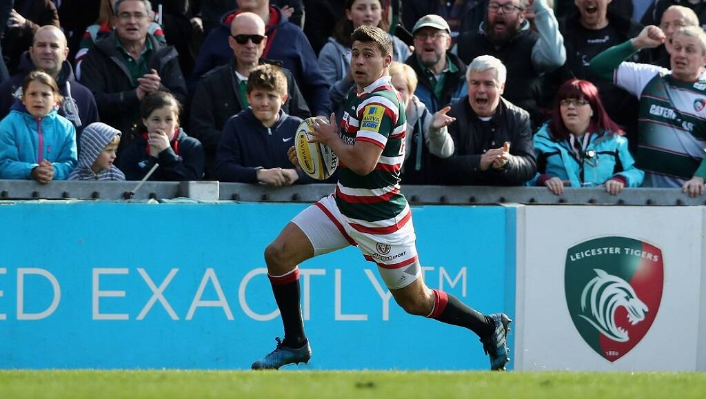 Match Report: Leicester Tigers 30 Newcastle Falcons 3