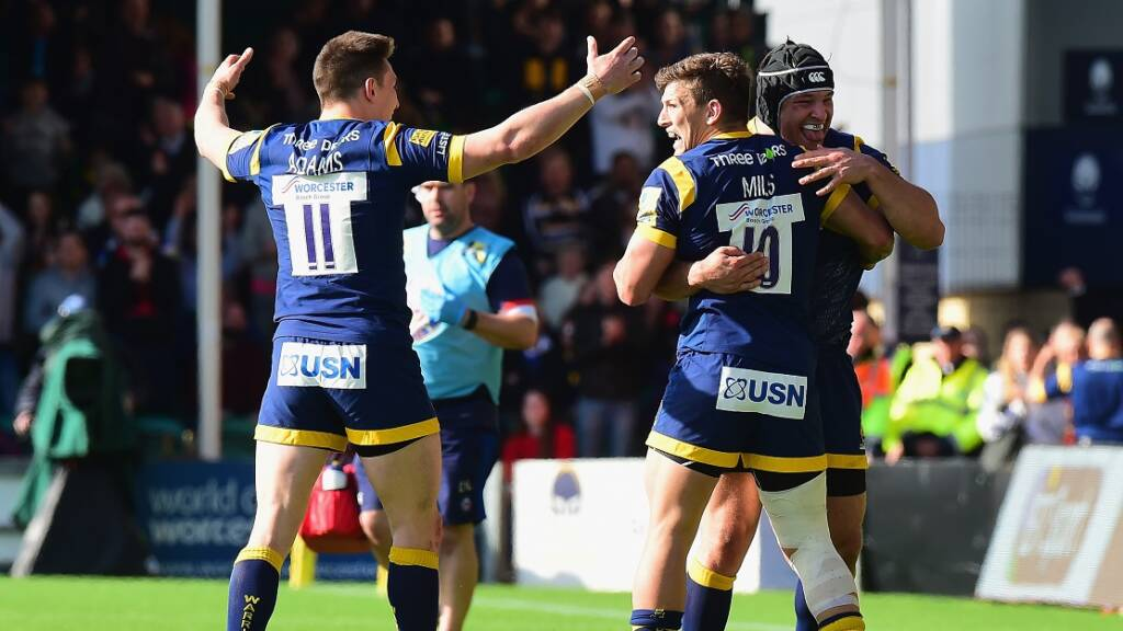 Match Report: Worcester Warriors 25 Bath Rugby 19