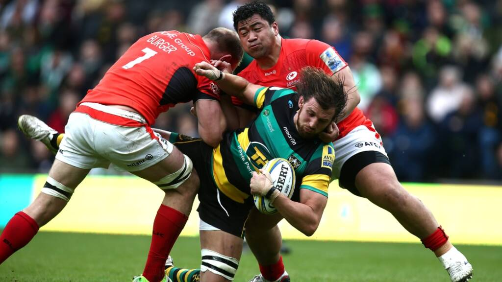 Match Report: Northampton Saints 25 Saracens 27