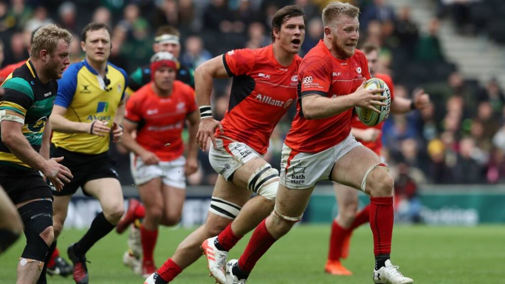 Match Reaction: Northampton Saints 25 Saracens 27