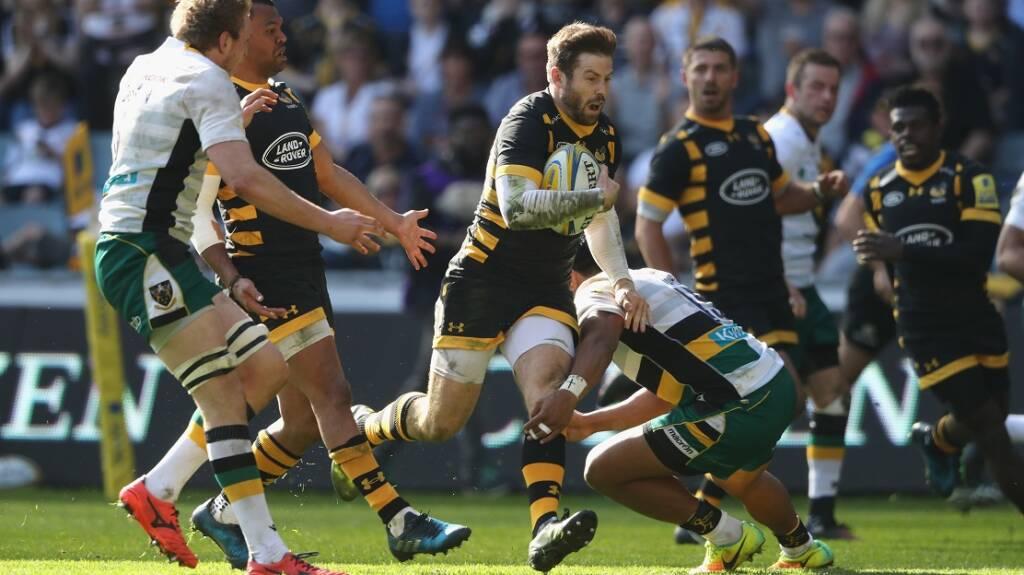 Elliot Daly enjoying return to centres with Wasps