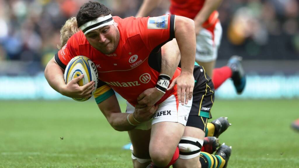 The story of Aviva Premiership Rugby Round 20