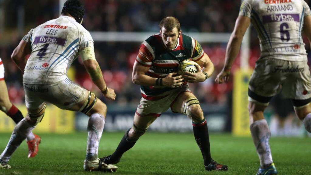 Croft: Tigers reaching Twickenham final would be huge