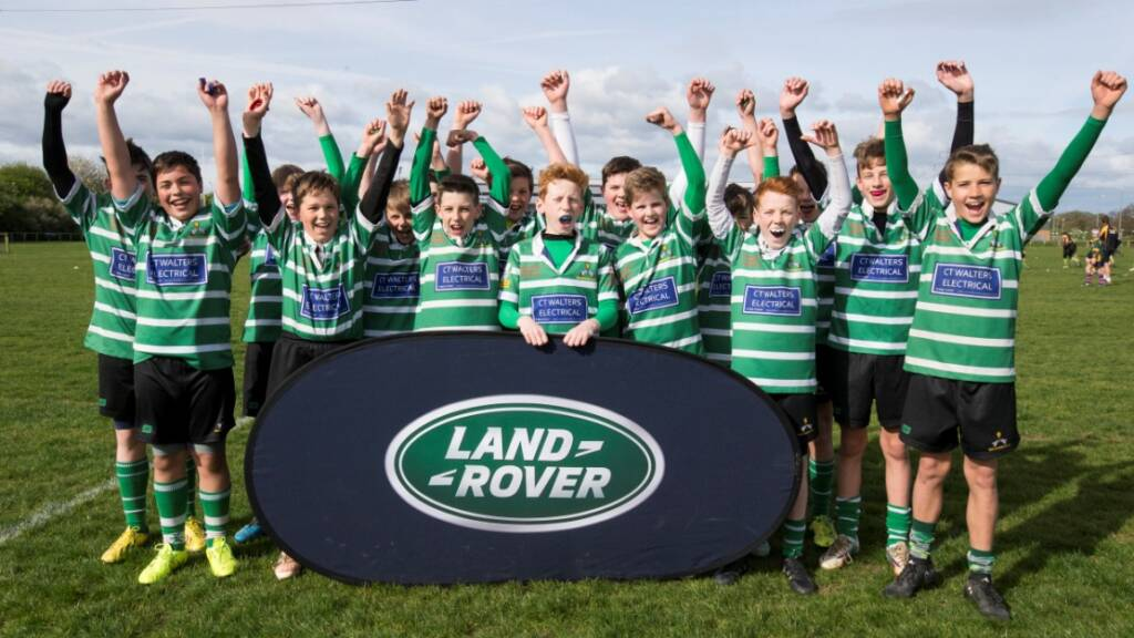 Buckingham U12s secure Twickenham spot after Land Rover Cup win